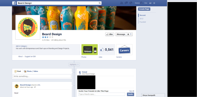 Facebook Adds 5-Star Ratings To Some Business Page Viewers