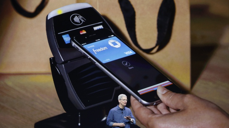 Apple Pay Tim Cook
