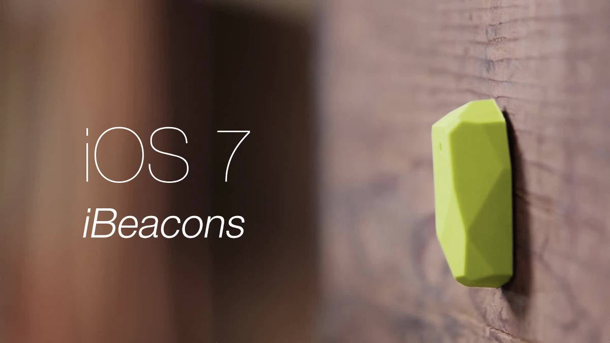Apple iBeacon for Retail