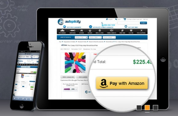 Amazon V PayPal: Amazon Opens Its Payment System To Online Businesses
